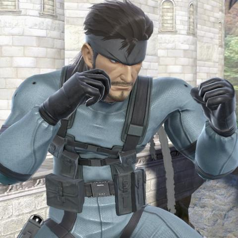 Super Smash Bros. Ultimate - Snake