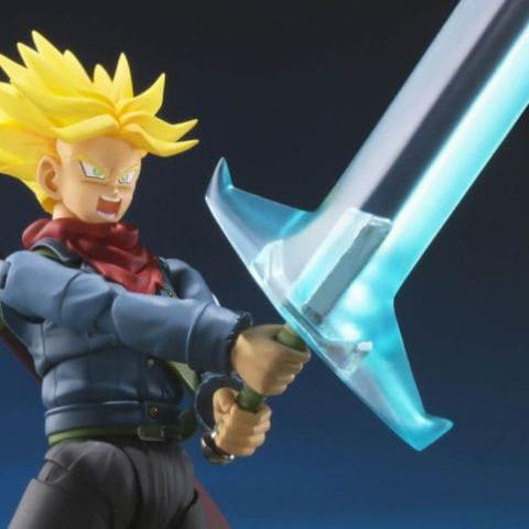 Trunks del futuro - Dragon Ball Super SH Figuarts