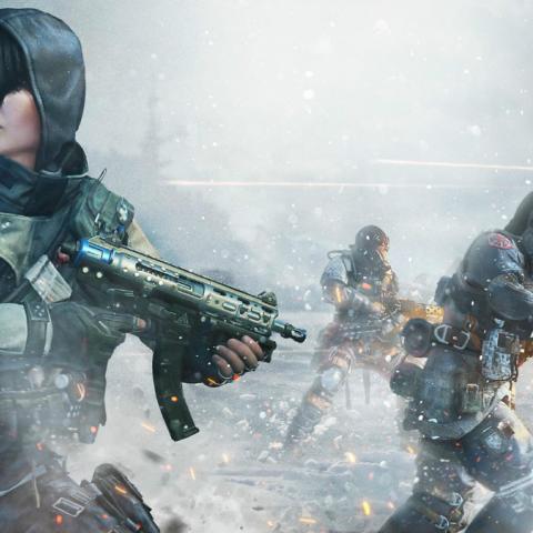 Zero en Black Ops 4