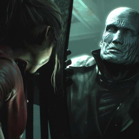 Mr. X en Resident Evil 2