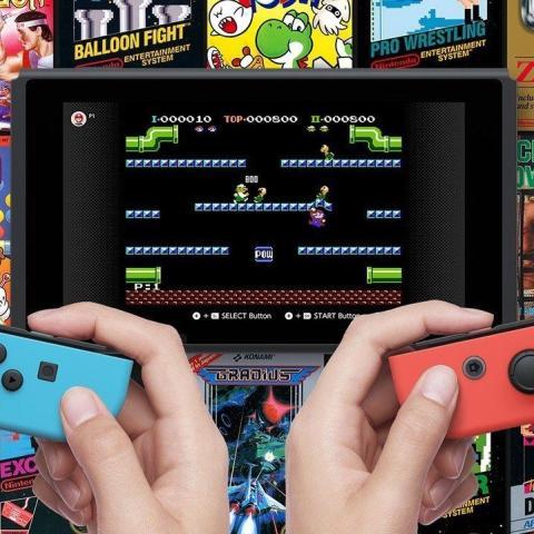 Encuentran 22 juegos de SNES y tres nuevos emuladores en Nintendo Switch Online