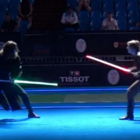 Star Wars - Sables de luz