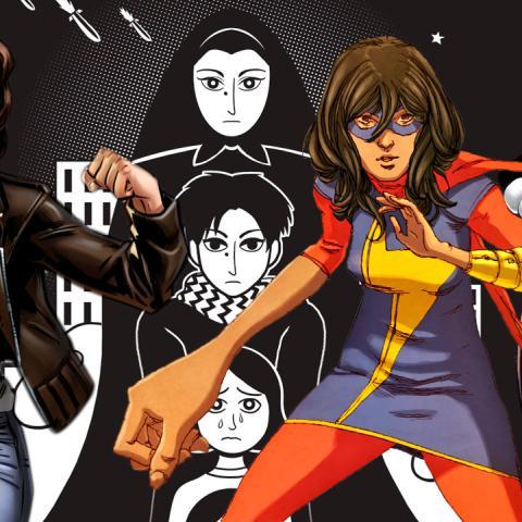 Los 13 mejores cómics protagonizados por mujeres