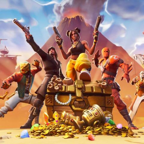 Fortnite Temporada 8