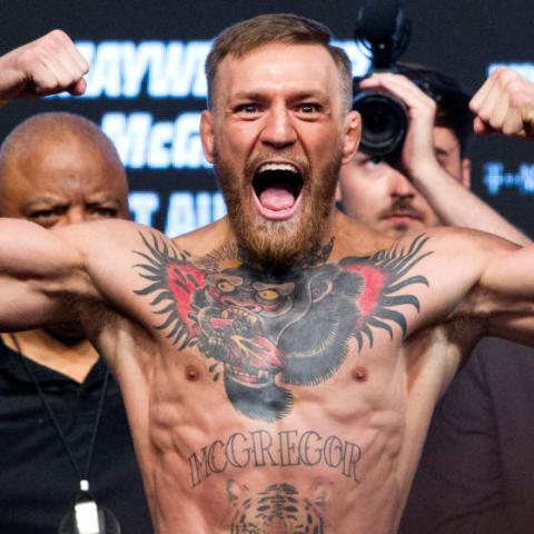 Connor McGregor ha anunciado que se retira de la MMA