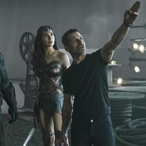 Liga de la Justicia - Zack Snyder confirma que su guión original no llegó a filmarse