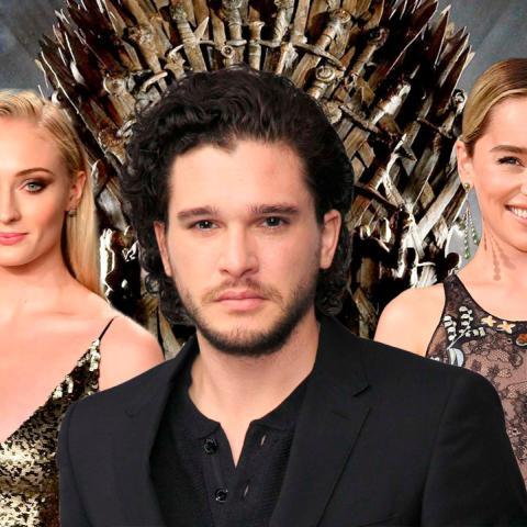 actores de Juego de tronos