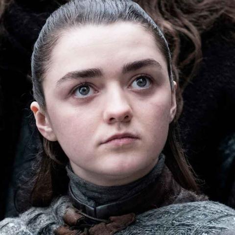 <div>Arya Stark</div>