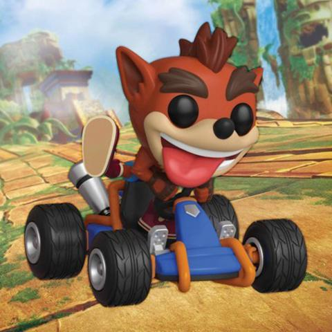 Crash Team Racing Funko