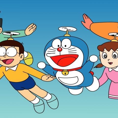 Doraemon serie anime de larga duración