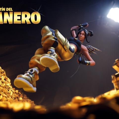 Fortnite parche 8.30