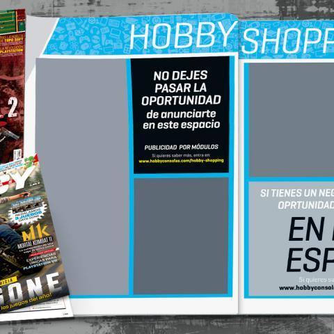 Hobby shopping