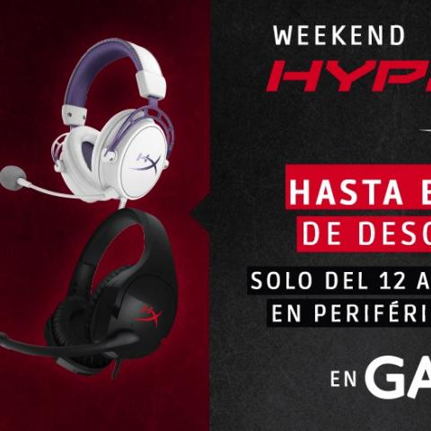 HYPERX WEEKEND en GAME