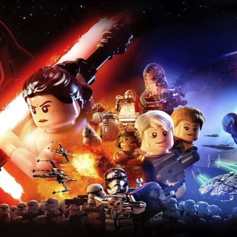 Lego Star Wars nuevo