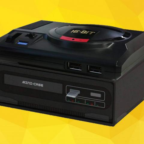 Mega CD Mini