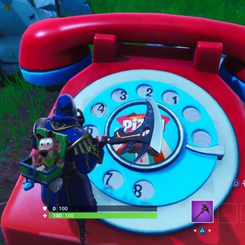 numero de pizza pit fortnite