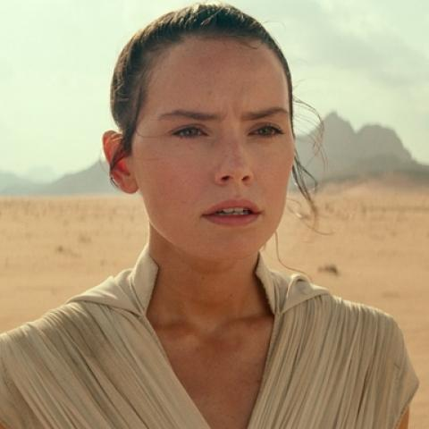 Star Wars 9 - Daisy Ridley