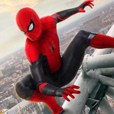 Tecnotraje v. 2 - Spider-man: Lejos de Casa