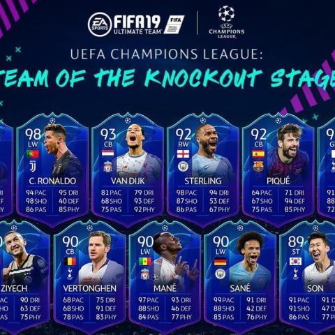 TOTKS FIFA 19