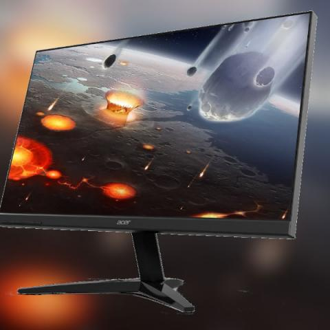 Acer KG1 KG251Q LED Portátil gaming