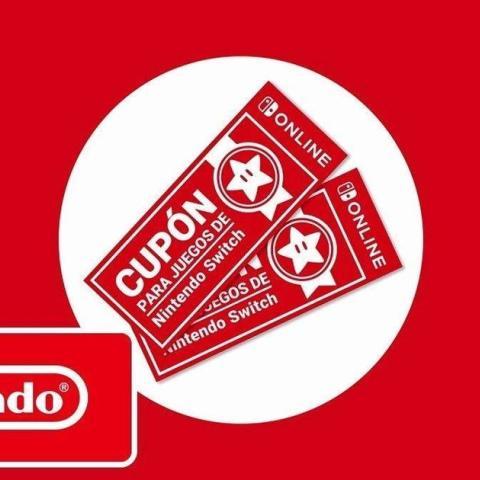 Cupones de Nintendo