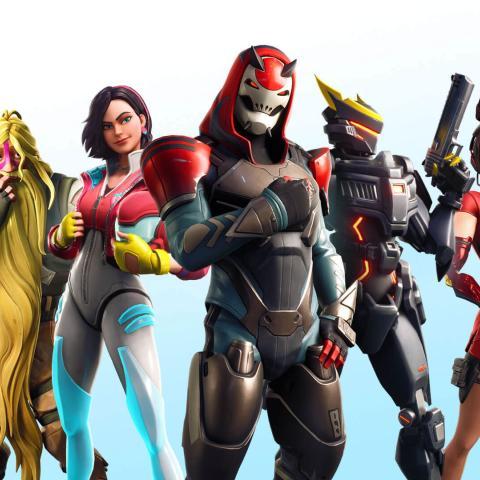 Desafíos semana 1 temporada 9 Fortnite