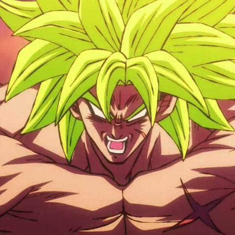 Dragon Ball Super Broly en PS4