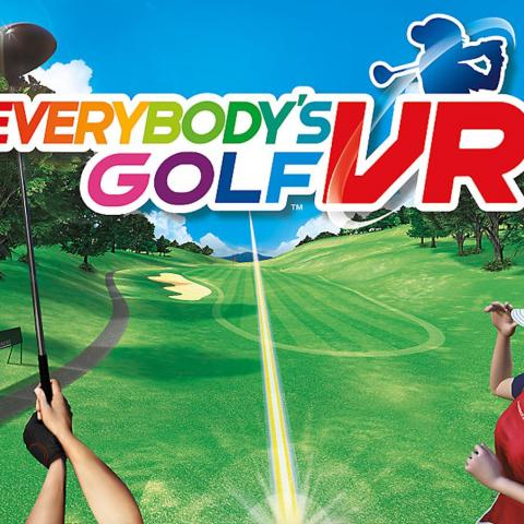 Everybody's Golf VR Ficha