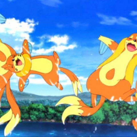 Floatzel Pokémon GO