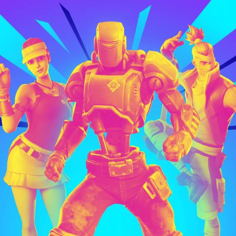 Fortnite parche 9.10,