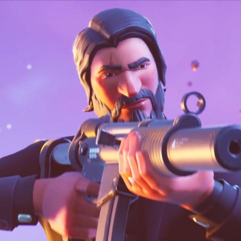 Fortnite Temporada 9 John Wick