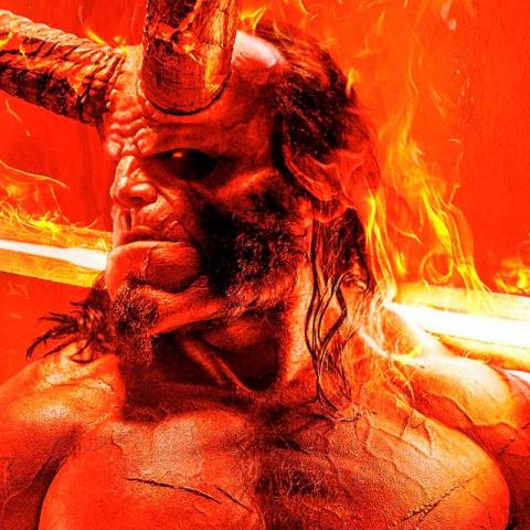 <div>Hellboy</div>