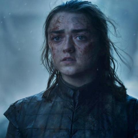 Juego de Tronos - Arya Stark