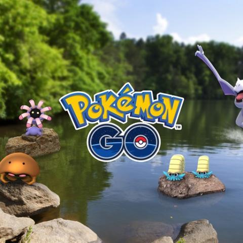 Pokémon GO Semana Aventura