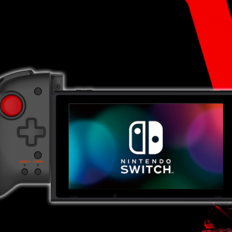 Joy-Con Switch Daemon X Machina