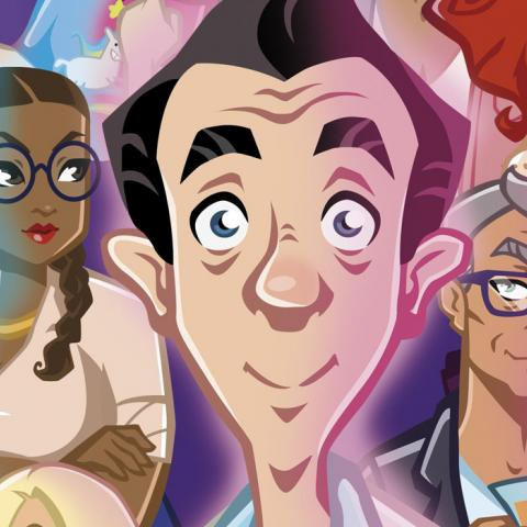 Leisure Suit Larry Wet Dreams Dont Dry