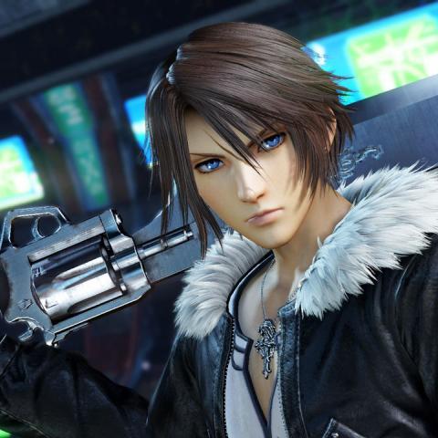 Leon Final Fantasy VIII