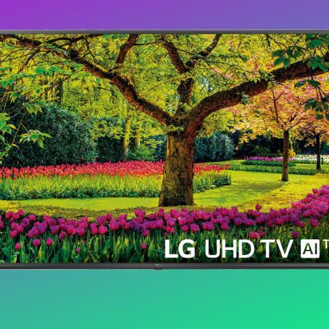 LG 43UK6200PLA