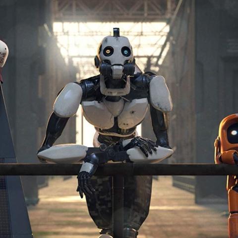 Love, Death and Robots serie Netflix