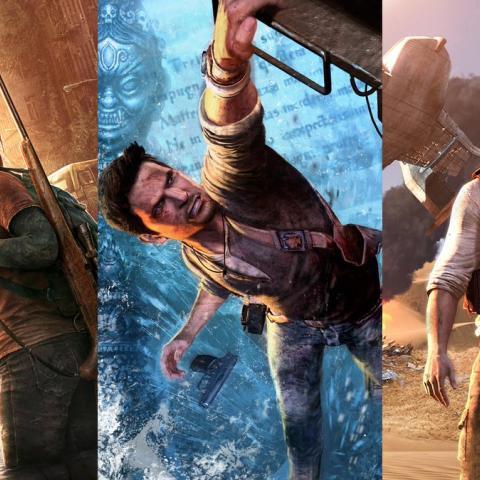 Naughty Dog Juegos PS3
