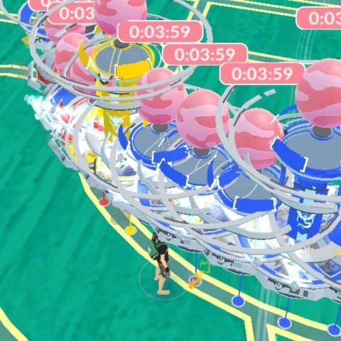Pokémon GO Raids
