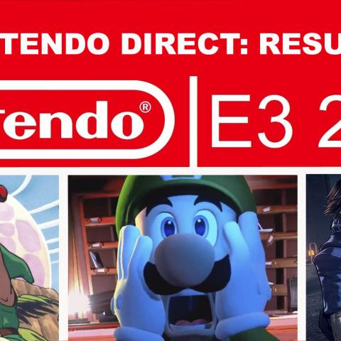 Resumen Nintendo Direct E3 2019