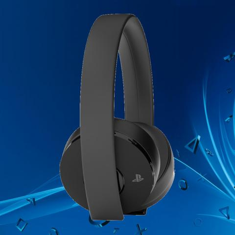 Sony Gold Wireless