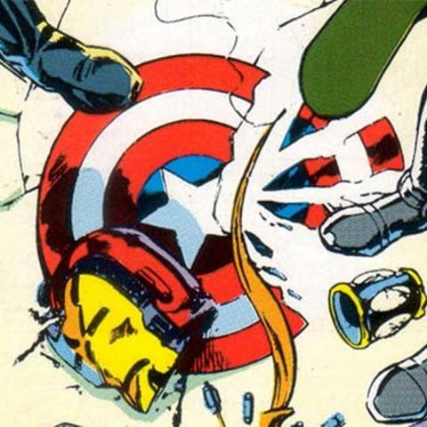 Los Vengadores: Actos de Venganza