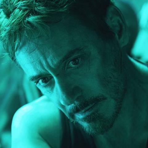 Vengadores Endgame - Tony Stark