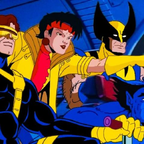 <div>X-Men: The Animated Series</div>