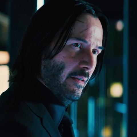 Nuevo tráiler de John Wick 3, la nueva película de la saga con Keanu Reeves, Halle Berry, Ian McShane y Laurence Fishburne, entre otros.
