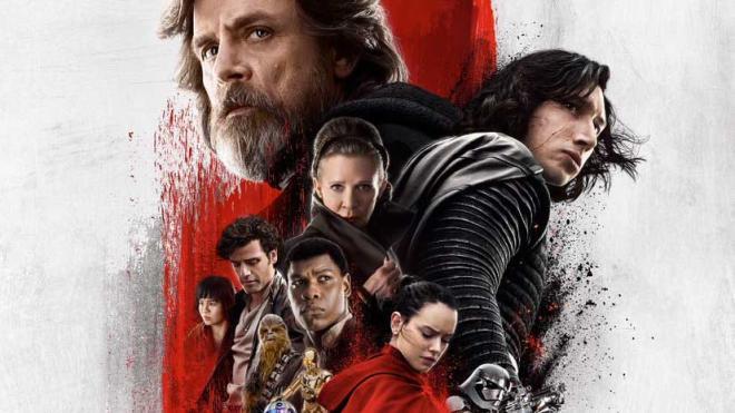 Póster IMAX Star Wars: Los últimos Jedi