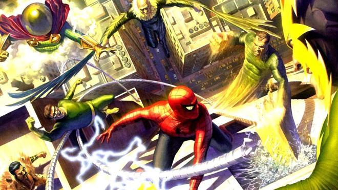 Qué es el grupo de Los 6 siniestros de Spider-man y quiénes han estado en él