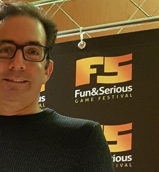 Jeff Kaplan en Fun & Serious